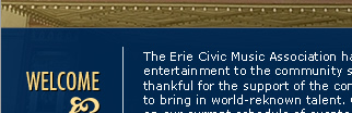 Erie Civic Music Association